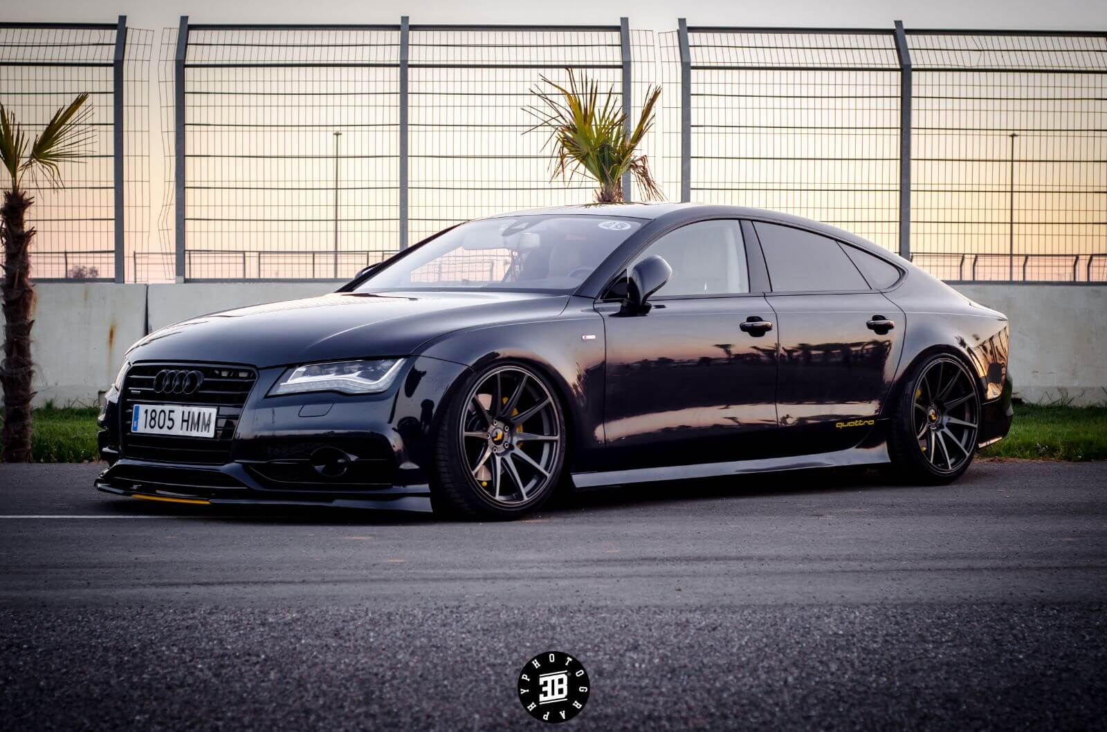 Proyecto Audi A7